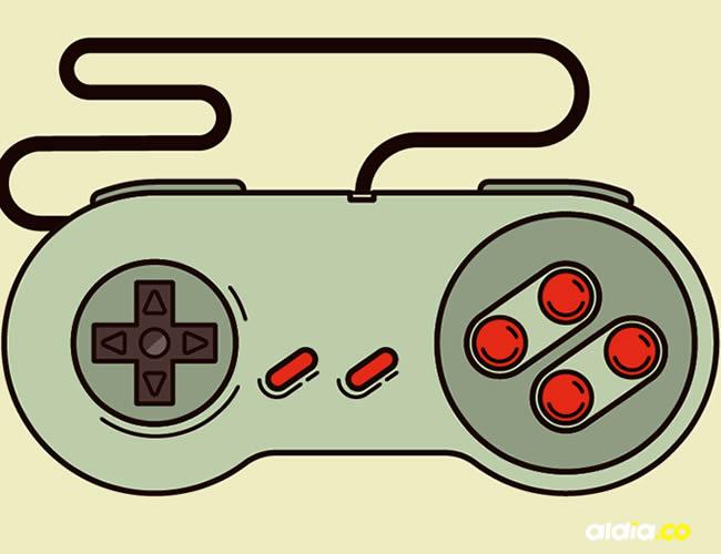 Esas eternas trasnochadas jugando con una de esas consolas de la época, los años 90' | Cortesía