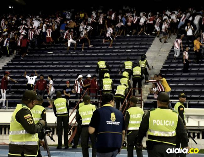 El tema de seguridad es preocupante debido al aumento de riñas en algunas ciudades del país | ALDÍA