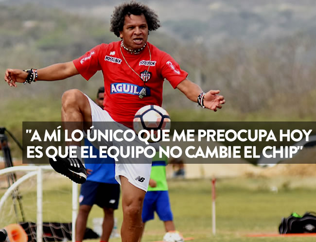 Alberto Gamero espera que sus jugadores cambien el chip para poder salir del último puesto de la Liga | Luis Rodríguez Lezama