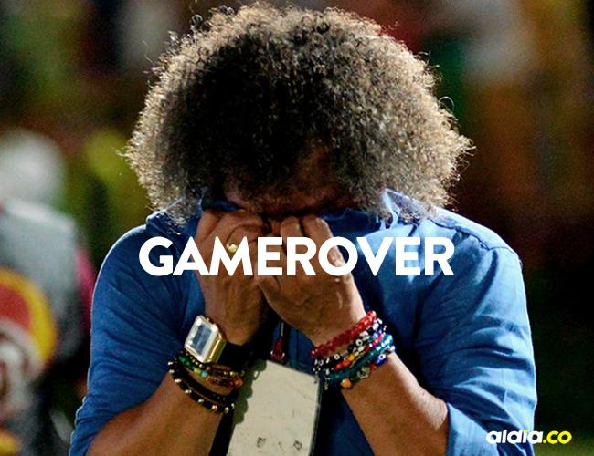 Gamero fue presentado el 27 de diciembre como nuevo timonel del Junior | Cortesía