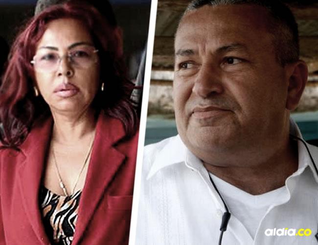 """Myron Martínez Ramos, exalcalde del municipio de Turbaco uno de los """"endeudados"""" con Enilce López."""