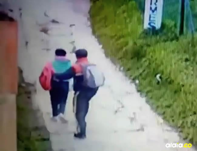 Residentes presentaron las imágenes ante las autoridades como prueba para imponer la denuncia   Cortesía