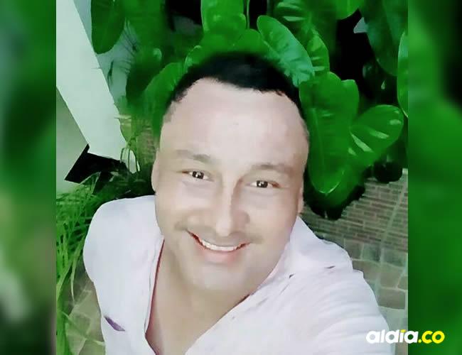 José Mauricio Garavito Franco, de 28 años, se encuentra en la Unidad de Cuidados Intensivos de la Clínica La Milagrosa | Cortesía