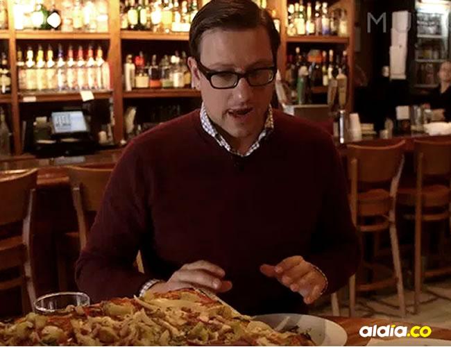 Dan Janssen sufre de diabetes y es vegetariano   Sopitas