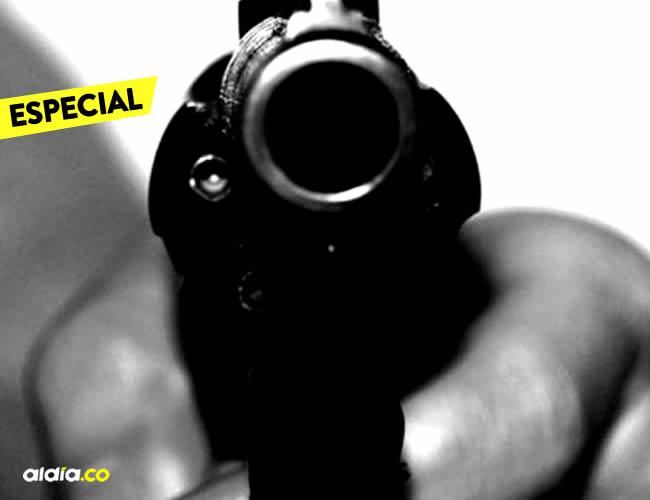 Las armas de fuego y las cortopunzantes fueron los métodos más usados para matar en Soledad | Ilustrativa