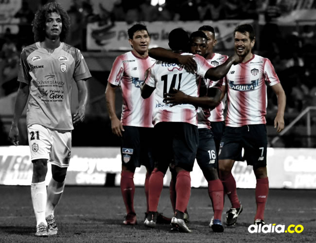 El Junior en su partido contra el Real Cartagena ganó 3 a 2 | El Heraldo