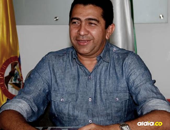 orge Alfonso Redondo Suárez, actual diputado de Bolívar por el partido Cambio Radical | Archivo