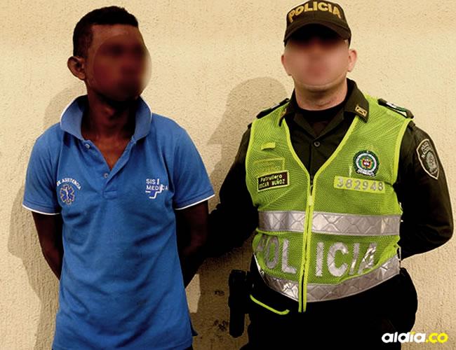 Fabián aún se encuentra bajo disposición de la Fiscalía | Cortesía