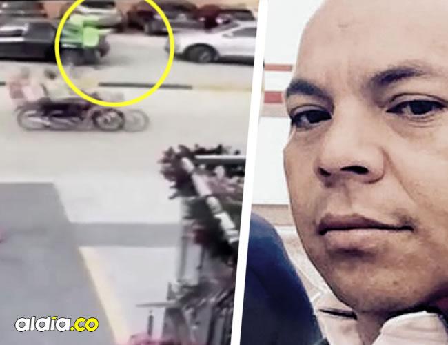 Rubén Carboné Atencia fue la víctima del intento de secuestro en el norte de Barranquilla | ALDÍA.CO