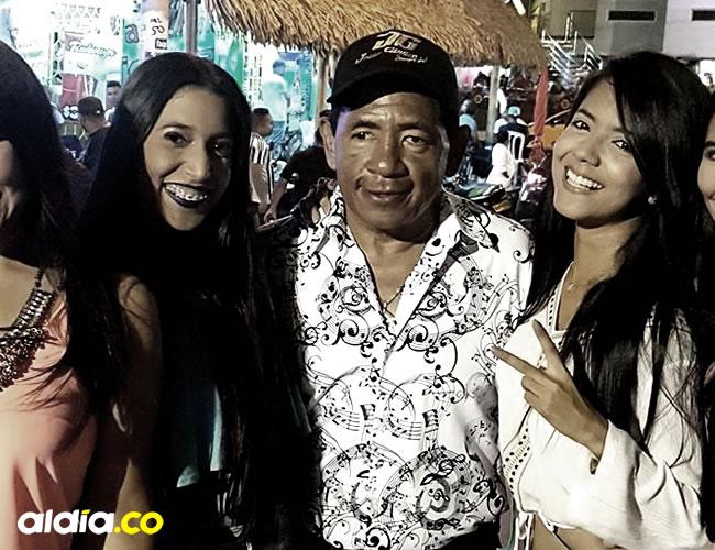 Es tanta la fama de Joaco Guillán que tiene un club de fans en Barranquilla  | Joaco Guillén