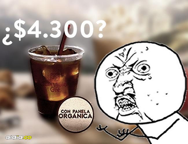 La marca colombiana de café más famosa del mundo ahora le va a apostar a la agua de panela | ALDIA.CO