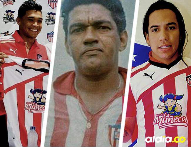 Teo, Garrincha, Dayro y Pachequito, algunos de los ídolos que pasaron por el equipo tiburón   ALDÍA.CO
