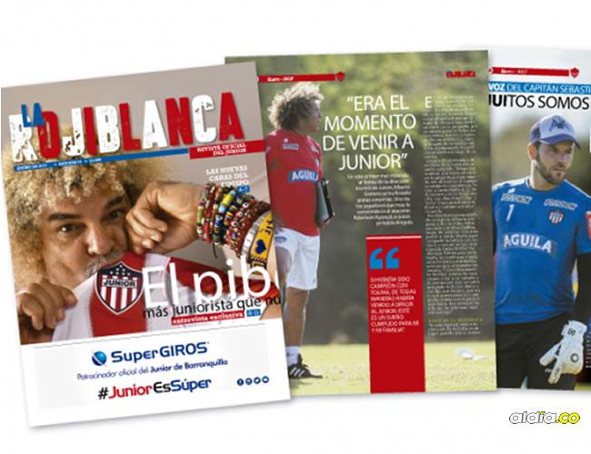 El Pibe será el primer protagonista de la portada de la revista | El Heraldo