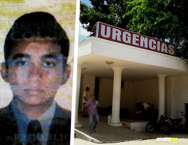 Leonardo Guerrero se encuentra internado en el Hospital Divina Misericordia | ALDIA.CO