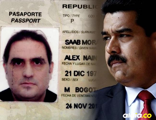 Alex Nain Saab Moran, empresario señalado de tener negocios con Nicolas Maduro | ALDÍA.CO