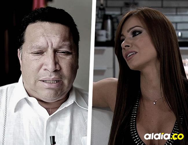 El alcalde, Manolo Duque, le ha hecho el feo a la reconocida actriz | ALDÍA.CO