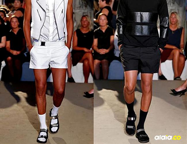 Louis Vuitton imaginó incluso calcetines parcialmente transparentes en el empeine   Instagram