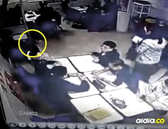 En México, un estudiante asesinó a uno de sus compañeros y a su profesora | Captura de pantalla