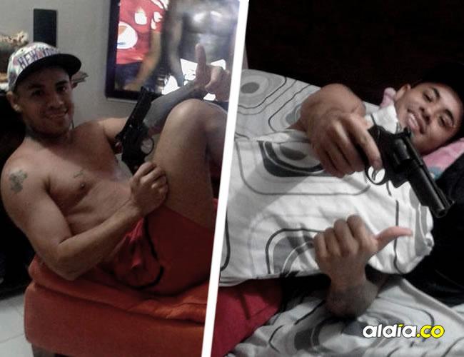 En su perfil de Facebook, Miguel subía fotos con armas de fuego | ALDÍA.CO