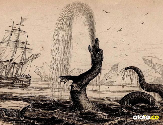 Desde la antigüedad, mares y ríos han estado infestados de leyendas sobre los misterios que allí nadan | Archivo