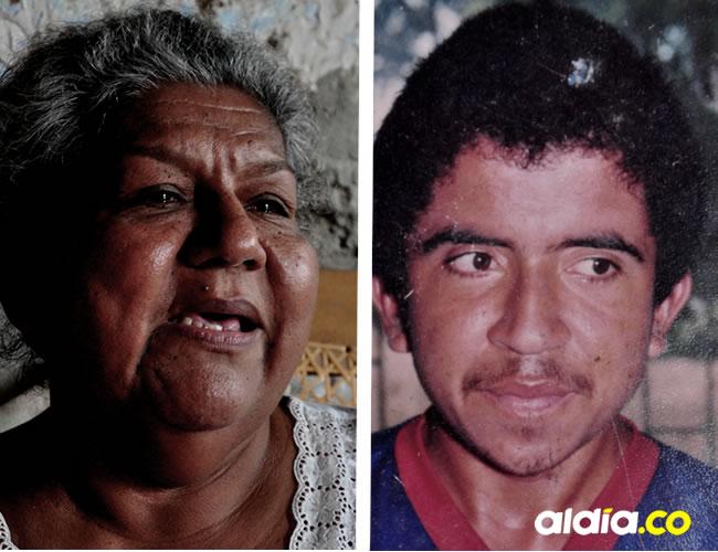Edith Guerrero Montes sufre por la muerte de su hijo Jan Alberto | Al Día