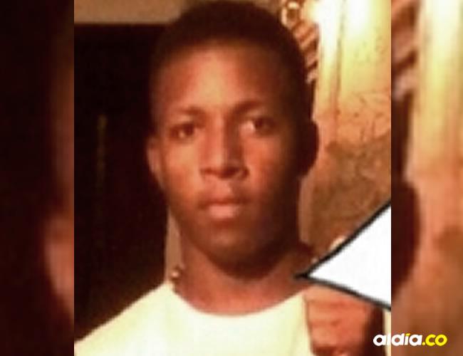 El joven, de 20 años, fue alcanzado por tres tiros   Lorena Henríquez