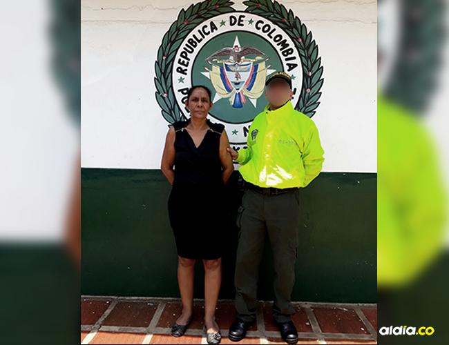 Iris Cristina Soto Mejía quedó a disposición de la Fiscalía | ALDÍA