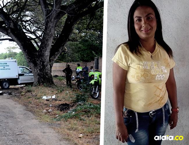 Familiares y amigos de Clara Inés López Sarmiento, de 44 años, indicaron que no había recibido amenazas, además era una persona muy tranquila y querida