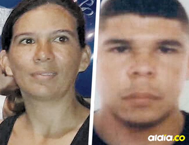 La mujer dejó dos hijos: una niña de 6 años y un adolescente de 16 años | Luis Felipe De La Hoz y Archivo particular