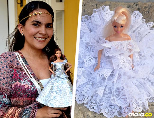 Ana, de 29 años, es oriunda de Carmen de Bolívar | ALDÍA