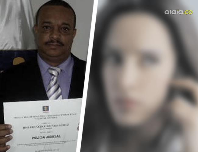 José Muñoz, de 50 años, llevaba siete años trabajando como agente del CTI   Cortesía