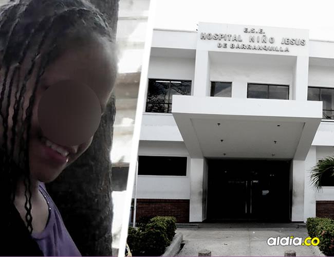 La menor estaba en sexto de bachillerato. Murió en el hospital Niño Jesús. | Cortesía
