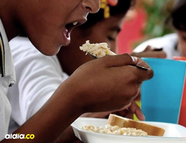 Los almuerzos son producidos por la empresa Estrada Navarro S.A.S. | Cortesía