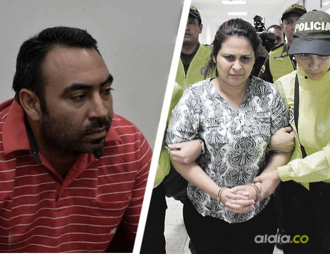 Johan Beltrán y Dayana Jassir sostuvieron una relación, ahora ambos están detenidos por el asesinato de Pinto | ALDÍA.CO
