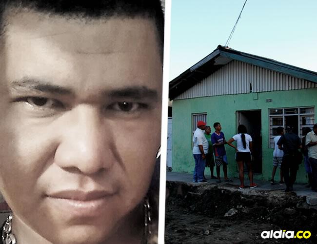Los familiares intentaron trasladarlo a un centro asistencial pero Ojeda falleció en el camino | Luis Felipe De la Hoz