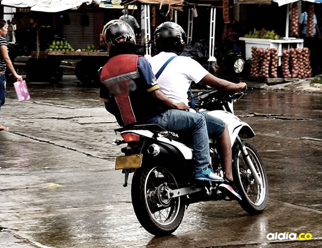 El Alcalde de Barranquilla firmó el decreto donde prohibía la circulación de motos con parrilleros en ciertos lugares | Archivo