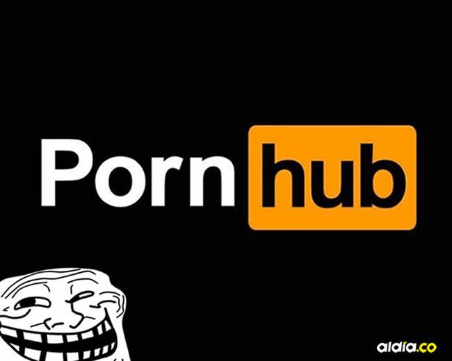 Pornhub aprovecho el día para hacerle una broma a sus visitantes   ALDÍA.CO