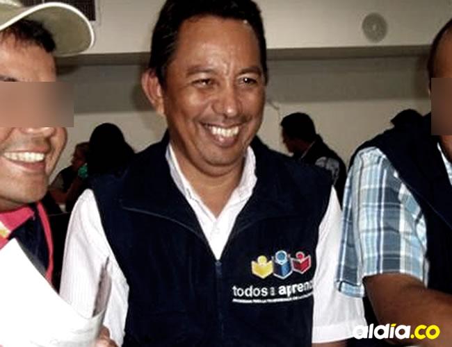 Blas José Medina tiene la posibilidad de apelar, pues se trata de la primera instancia | Twitter