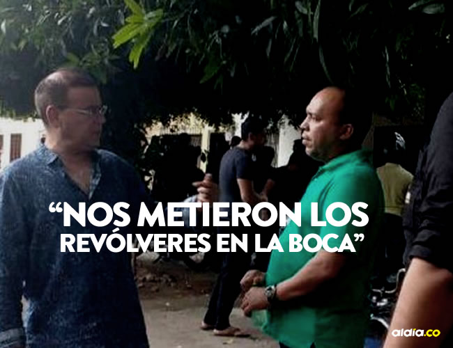 El maestro Iván Villazón le cuenta a Al Día los momentos de angustia que vivió | Cortesía
