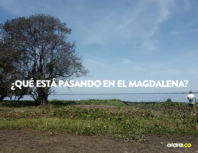 Los cuerpos de las mujeres fueron hallados en la Ciénaga de Chilloa en el departamento del Magdalena | Cortesía