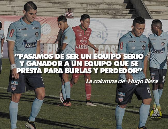 El equipo lleva 12 fechas sin conocer una victoria | AlDÍA.CO