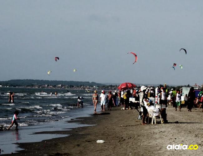Las playas de La Boquilla, Cartagena | Archivo