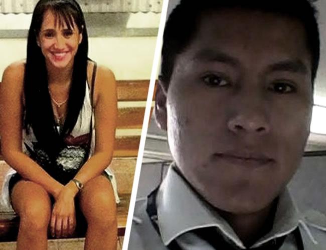 Ximena Suárez y Erwin Tumiriri lograron sobrevivir al terrible accidente donde murieron 71 personas | ALDÍA.CO