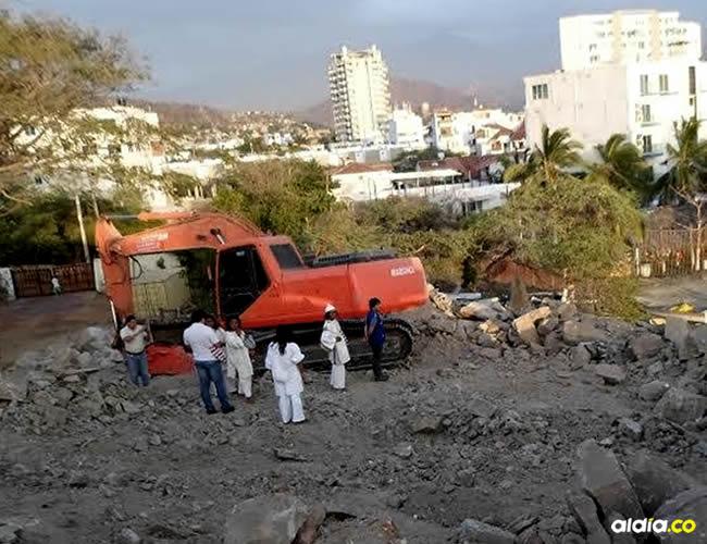 La obra fue sellada debido a que la constructora no pudo presentar los permisos ambientales | Cortesía