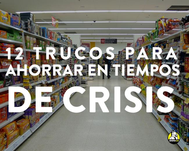 En tiempos de crisis es necesario ser recursivo con el dinero | Archivo