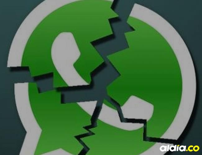 WhatsApp aún no explica que fue lo que sucedió con su plataforma | Archivo