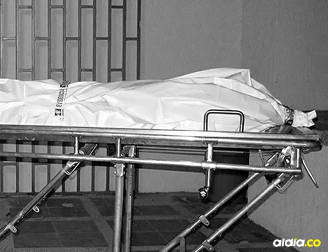 Ismael Montiel recibió una cuchillada en la parte izquierda del abdomen | Héctor Palacio