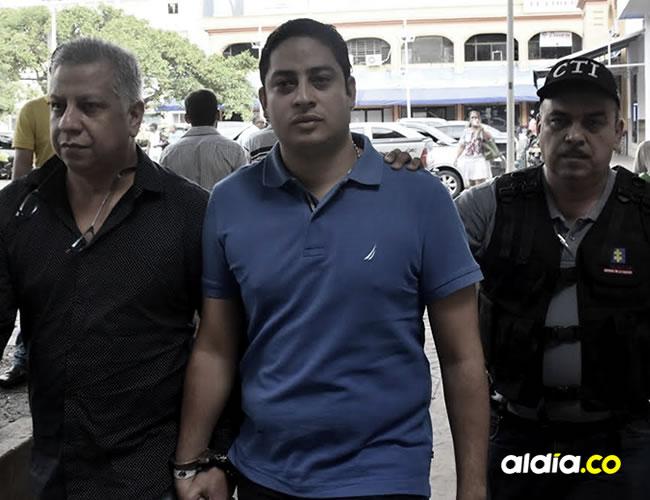 El Concejal Jorge Useche Correa del partido Conservador, fue capturado por el CTI  | Al Día