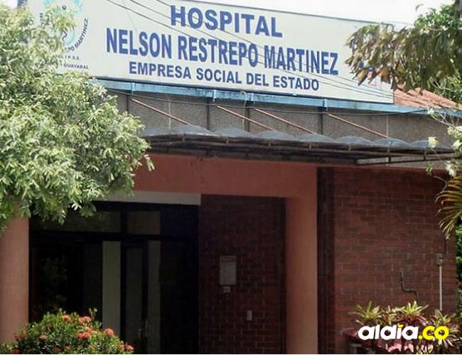 Fachada del Hospital Nelson Restrepo de Guayabal, Tolima. Colprensa