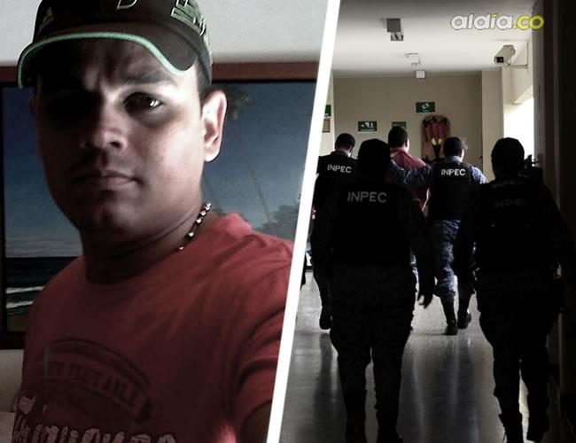 El procesado se encuentra privado de la libertad desde el 2014, año en el que sucedieron los hechos en Valledupar   Cortesía